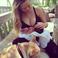 Image 1: Chrissy Teigen new born baby