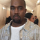 Image 6: Kanye West Blue wearing contacts