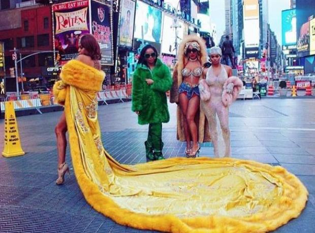 Rihanna Met Gala Imposters