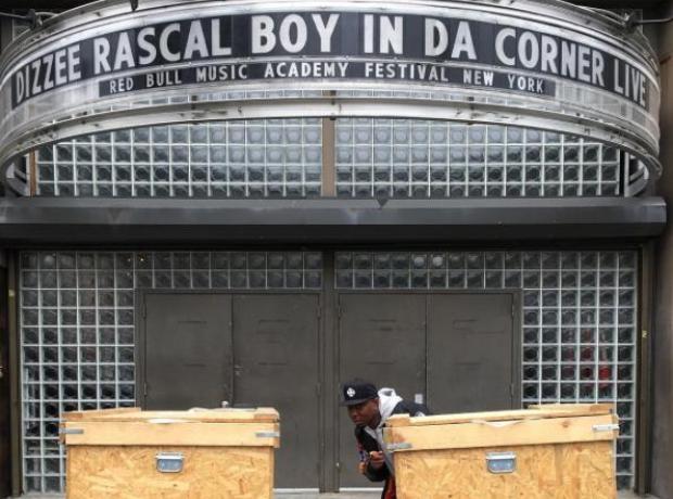 Dizzee Rascal Boy In The Corner