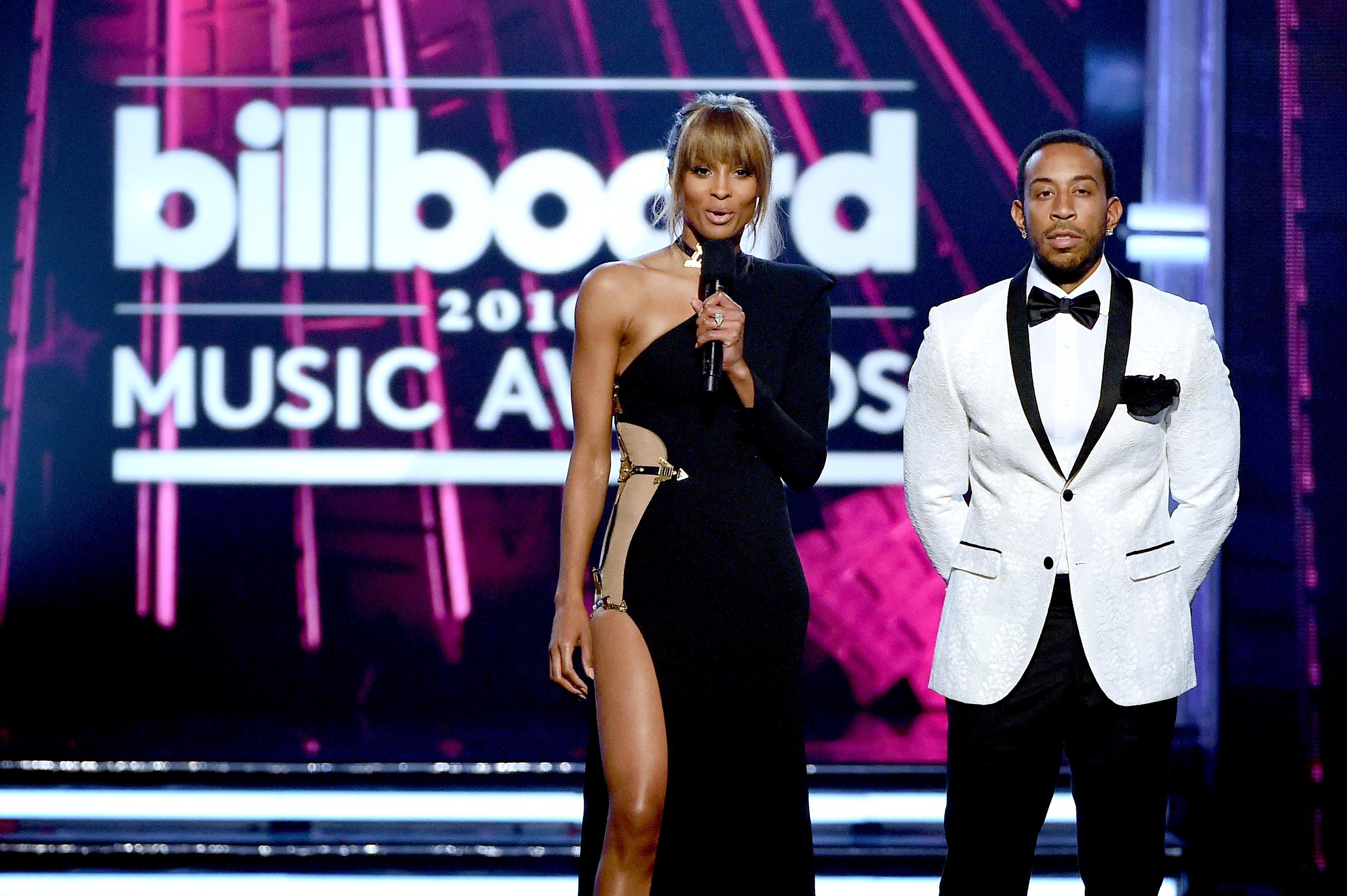 Ciara Ludacris Billboard Music Awards 2016