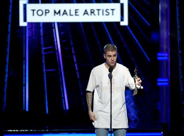 Justin Bieber Billboard Music Awards 2016