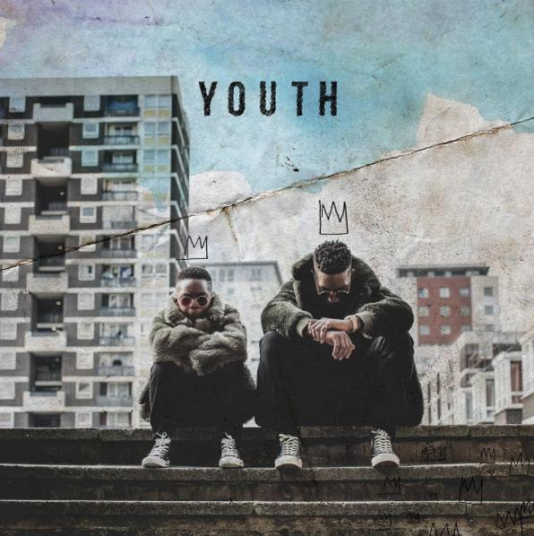 Tinie Tempah Youth Album Artwork