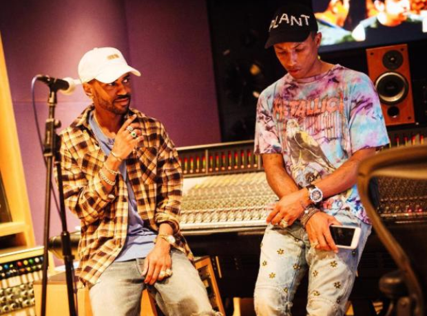 Big Sean Pharrell