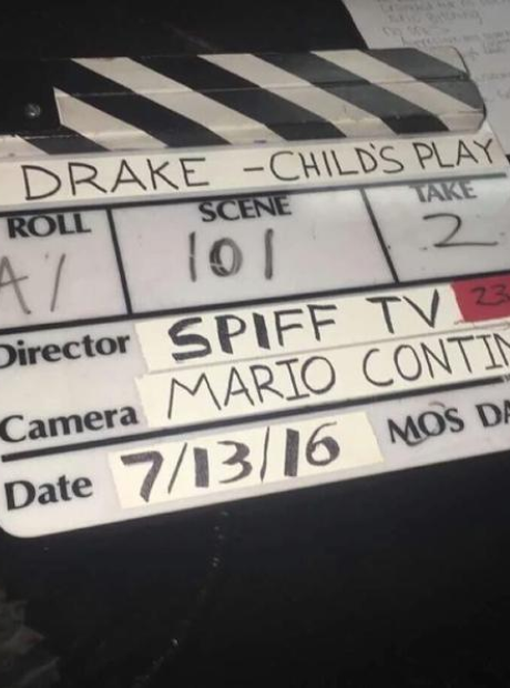 Drake Childs Play Video