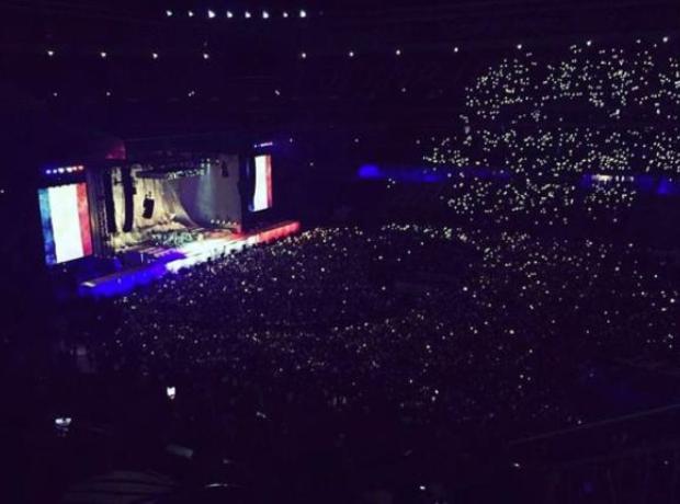 Rihanna Lyon ANTI World Tour
