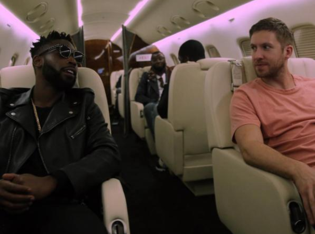 Calvin Harris and Tinie Tempah
