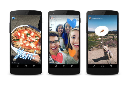 Instagram introduces Snapchat-like feature called 'Stories'