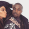 Image 9: Kanye West and Kim Kardashian