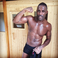 Image 2: Idris Elba with no shirt on