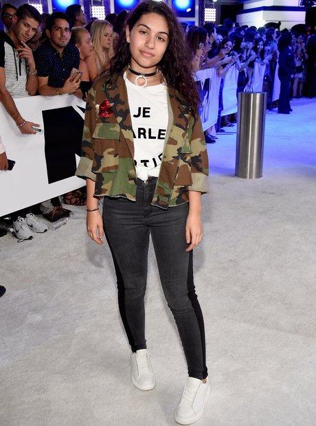 Alessia Cara MTV VMAs 2016 Red Carpet Arrivals