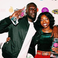 Image 8: Stormzy Lil Simz at 2016 AIM Awards