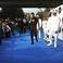 Image 1: Skepta Mercury Music Prize Blue Carpet