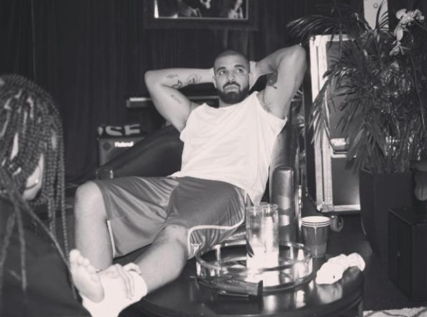 Drake Sprained Ankle