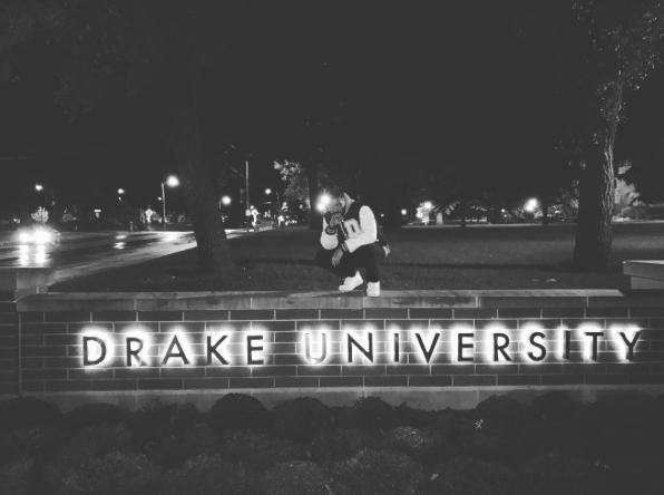 Drake at Drake University