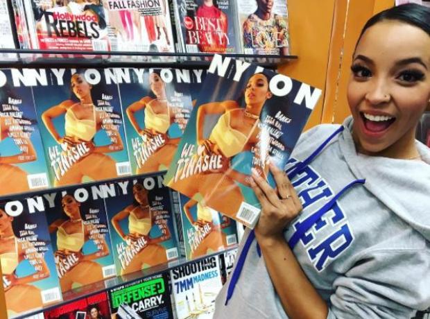 Tinashe Nylon Magazine
