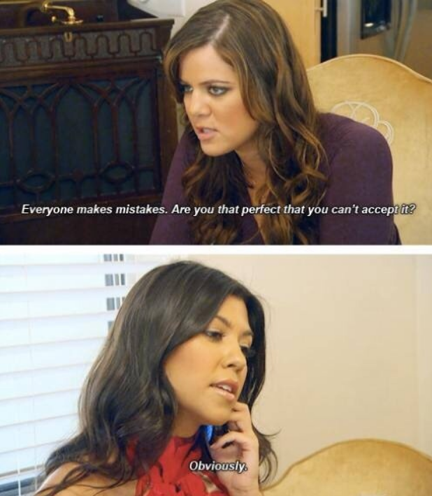 Kourtney Kardashian Quotes