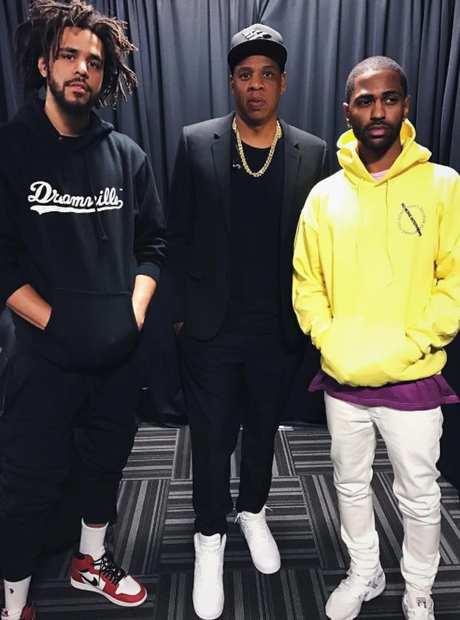 J Cole, Jay Z, Big Sean Get Out The Vote 2016