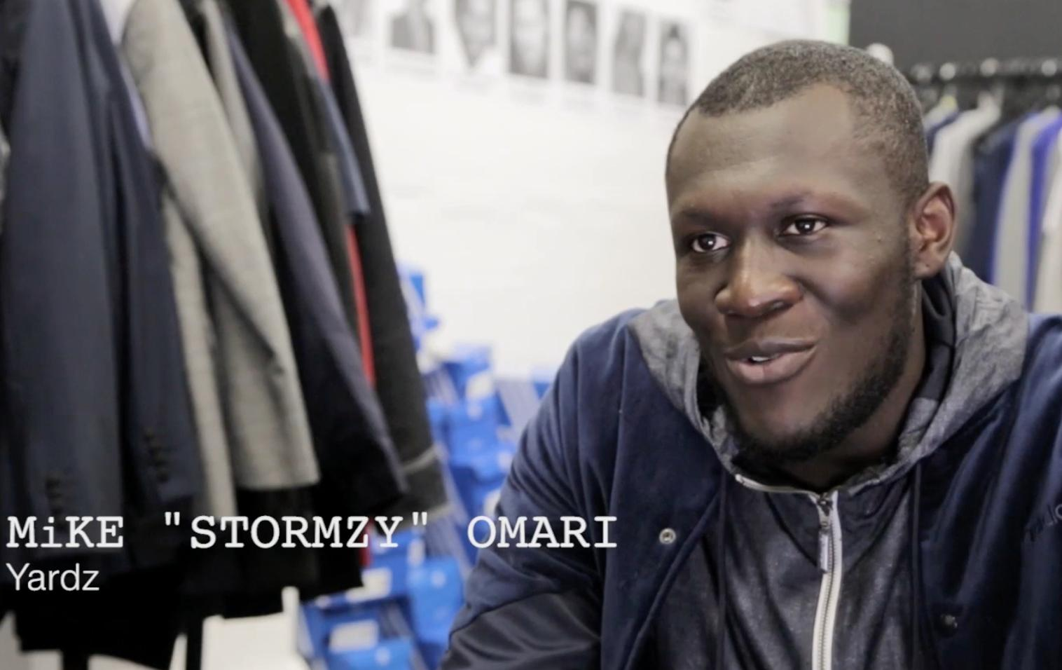 Stormzy in BrOTHERHOOD
