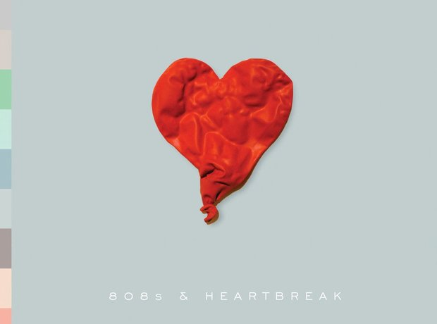 808's & Heartbreak - Kanye West