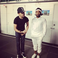 Image 1: Chance The Rapper and Childish Gambino Tease New M