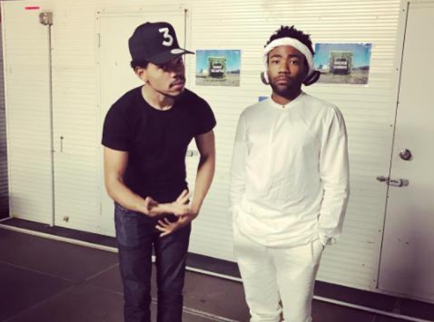 Chance The Rapper and Childish Gambino Tease New M