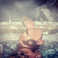 Image 8: Mariah Carey in a hot tub in Aspen