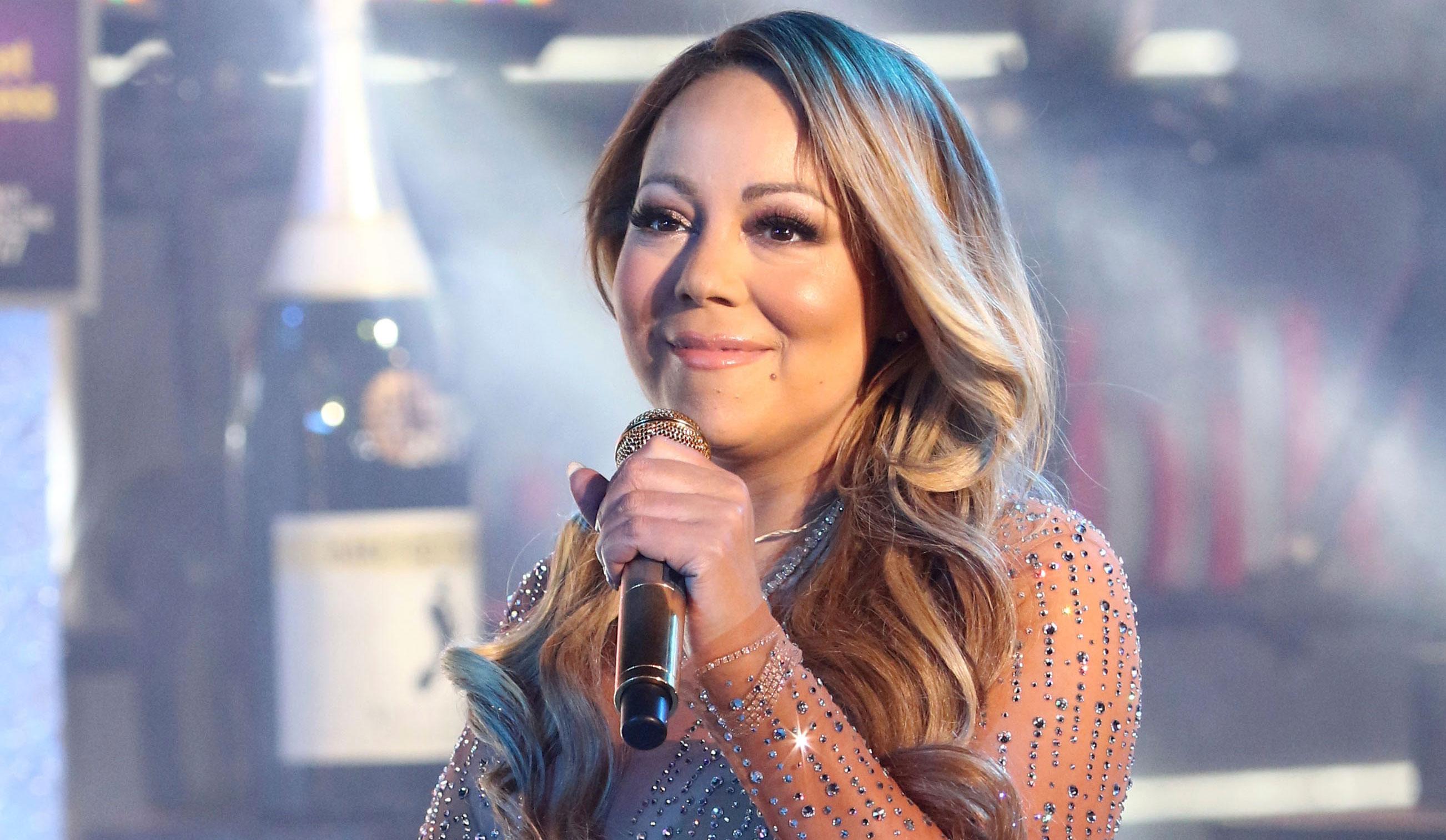 Mariah Carey New Years Eve