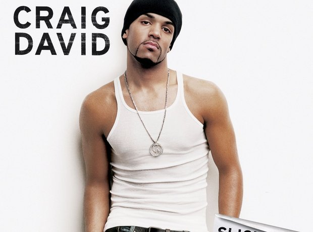 Craig David 'Slicker Than Your Average'