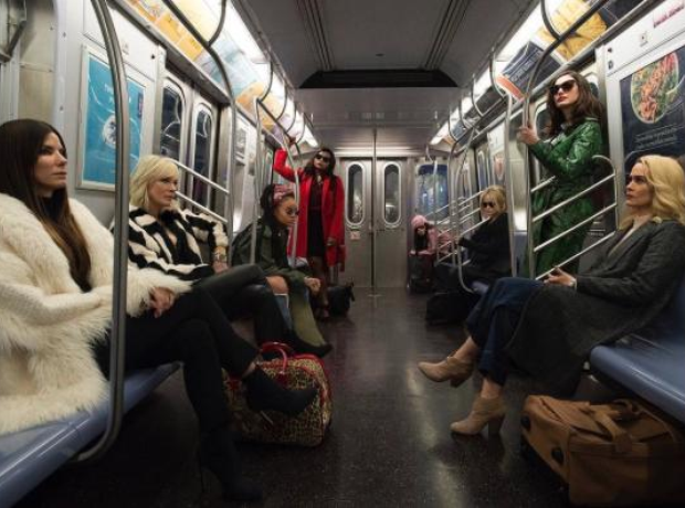 First look at 'Oceans Eight'