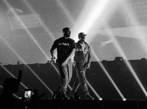 Giggs Drake The Boy Meets World Tour