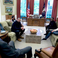 Image 2: Drake visiting Obama in the White House