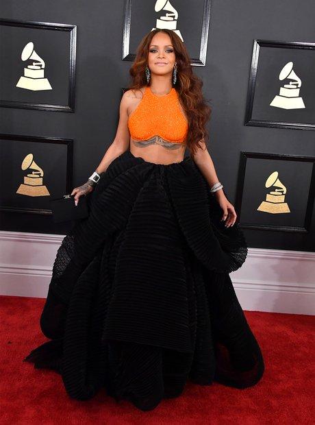 Rihanna Grammy Awards 2017
