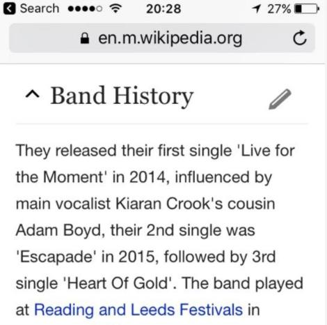 Wikipedia Blag Guy