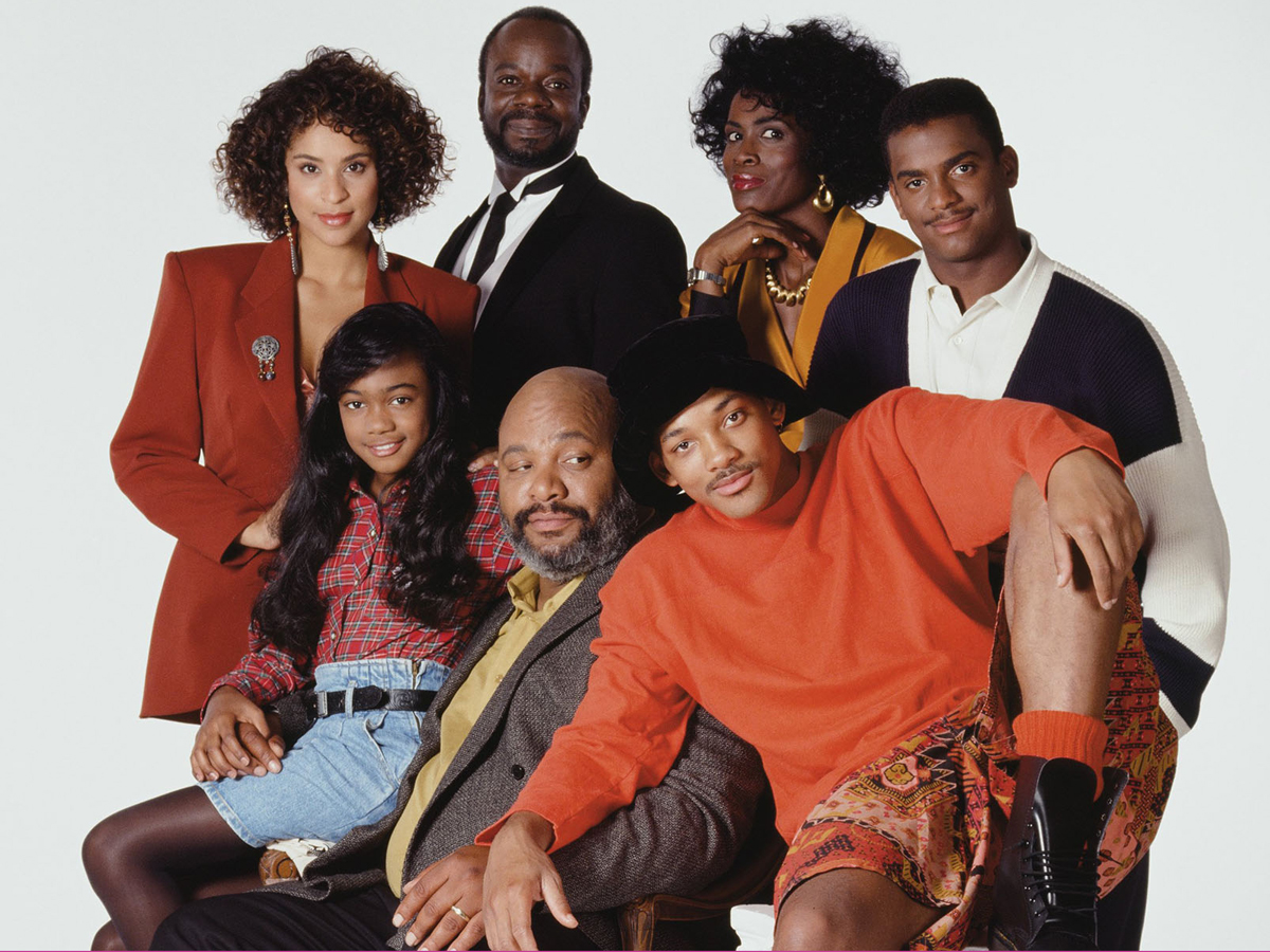 The Original Aunt Viv wasn't impressed with the Fresh Prince Reunion Photo