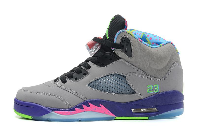 Nike Men's Air Jordan 5 Bel Air Basketball Shoe