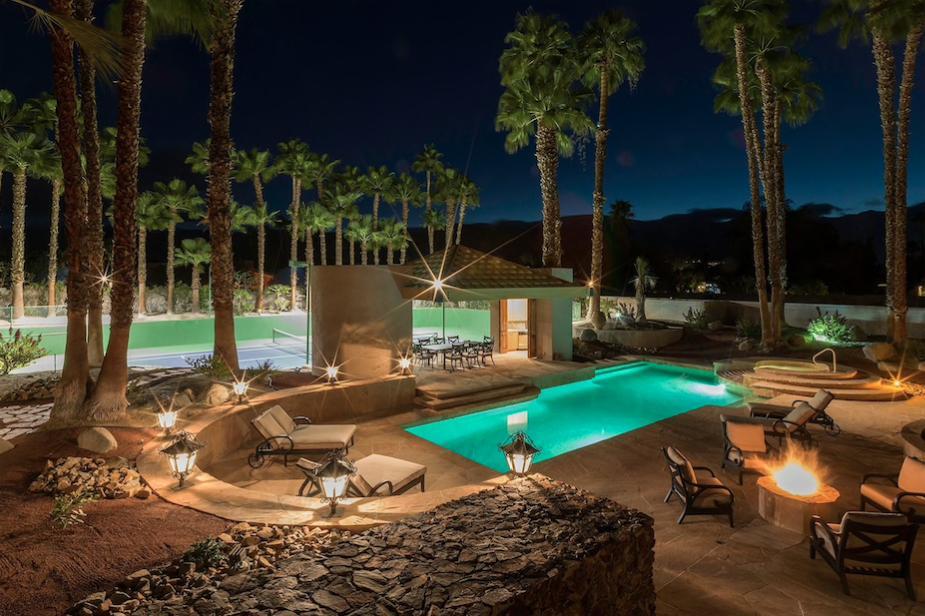 Kendrick Lamar Coachella Airbnb