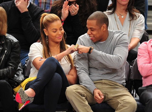 Jay Z and Beyonce now a 'billionaire couple'