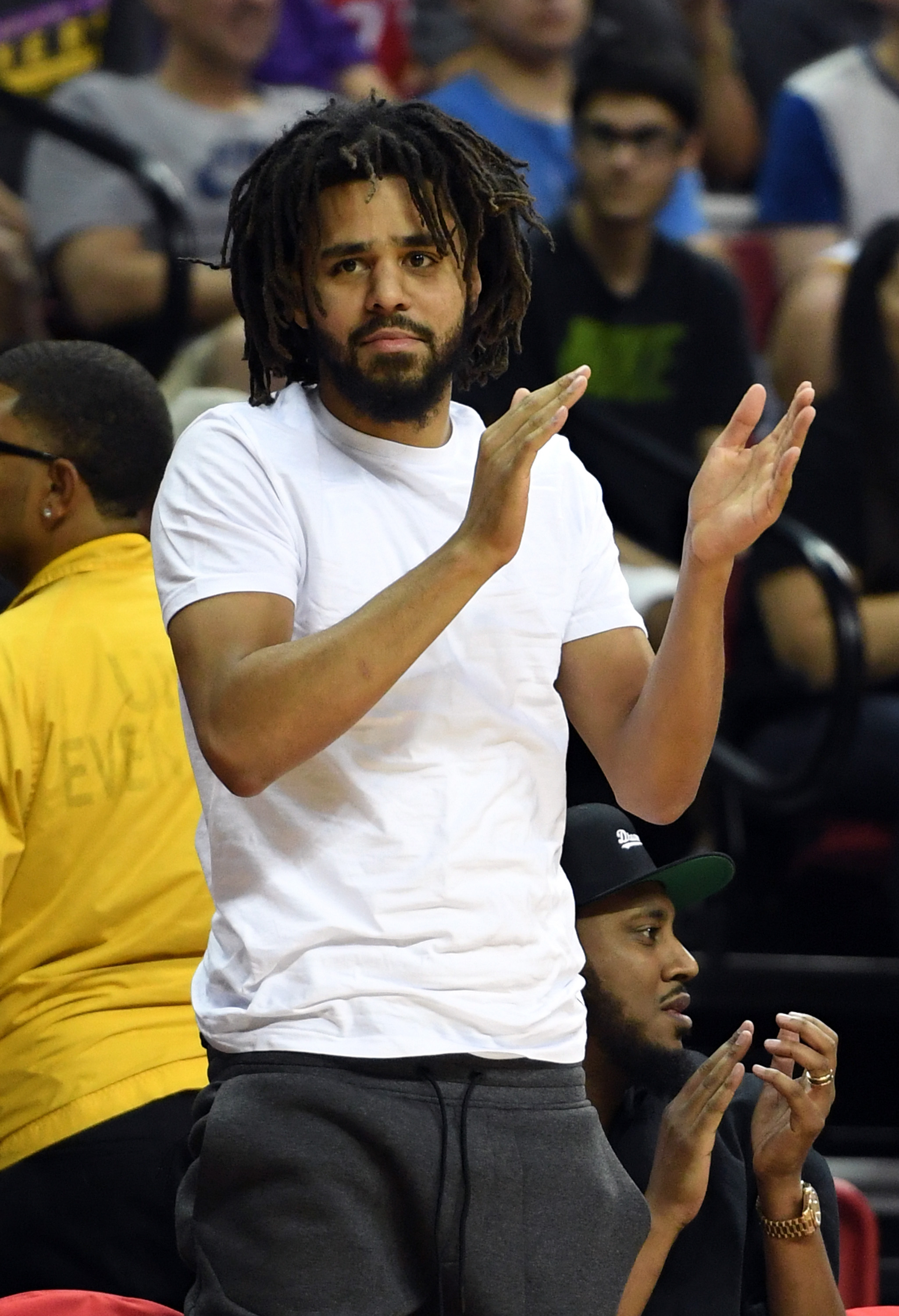 J. Cole Former Athlete