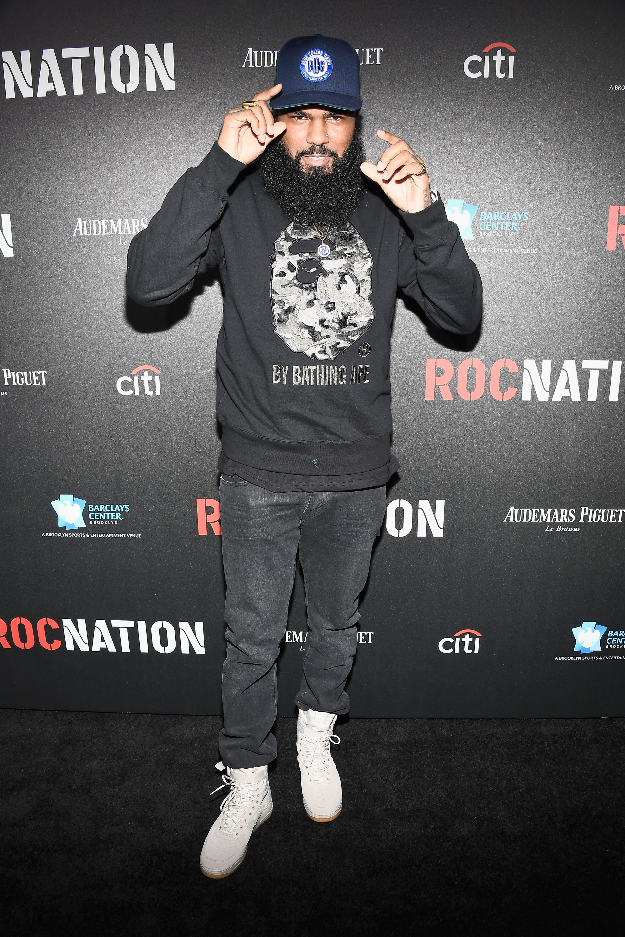 Stalley Former Athlete