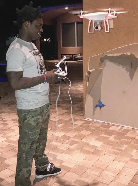 Miami Rappers Kodak Black