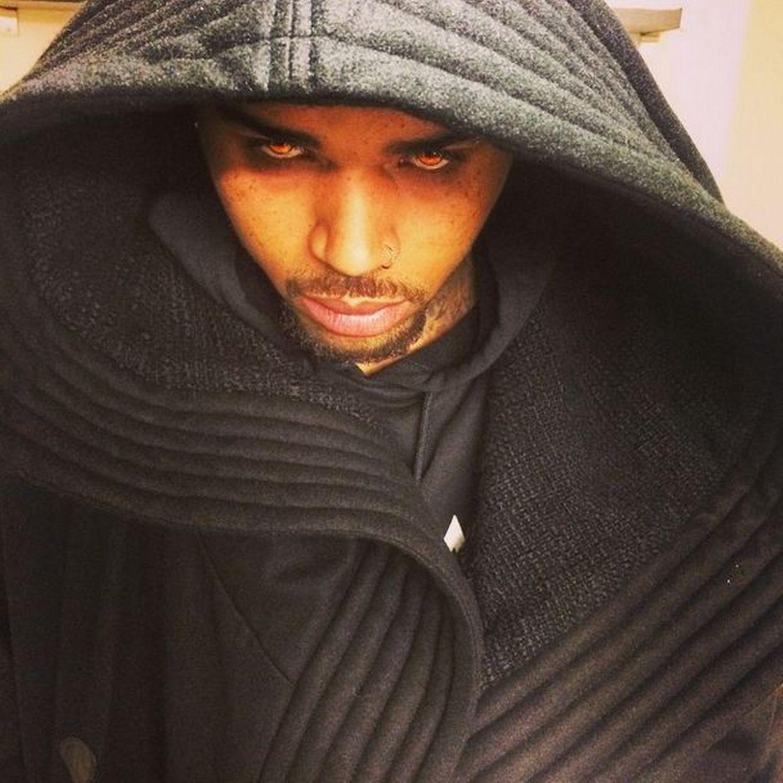 Chris Brown Halloween costume