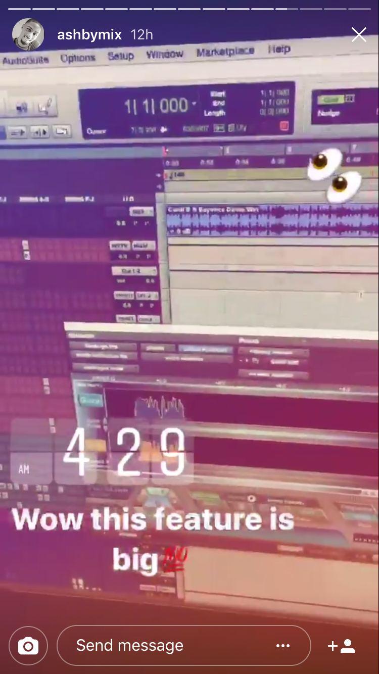 Cardi B Beyonce Collaboration