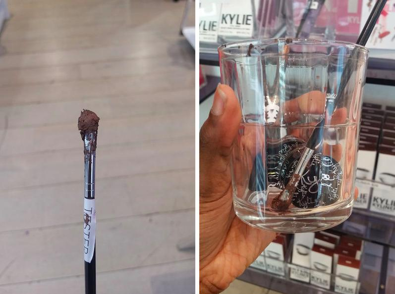 Kylie Jenner makeup stores