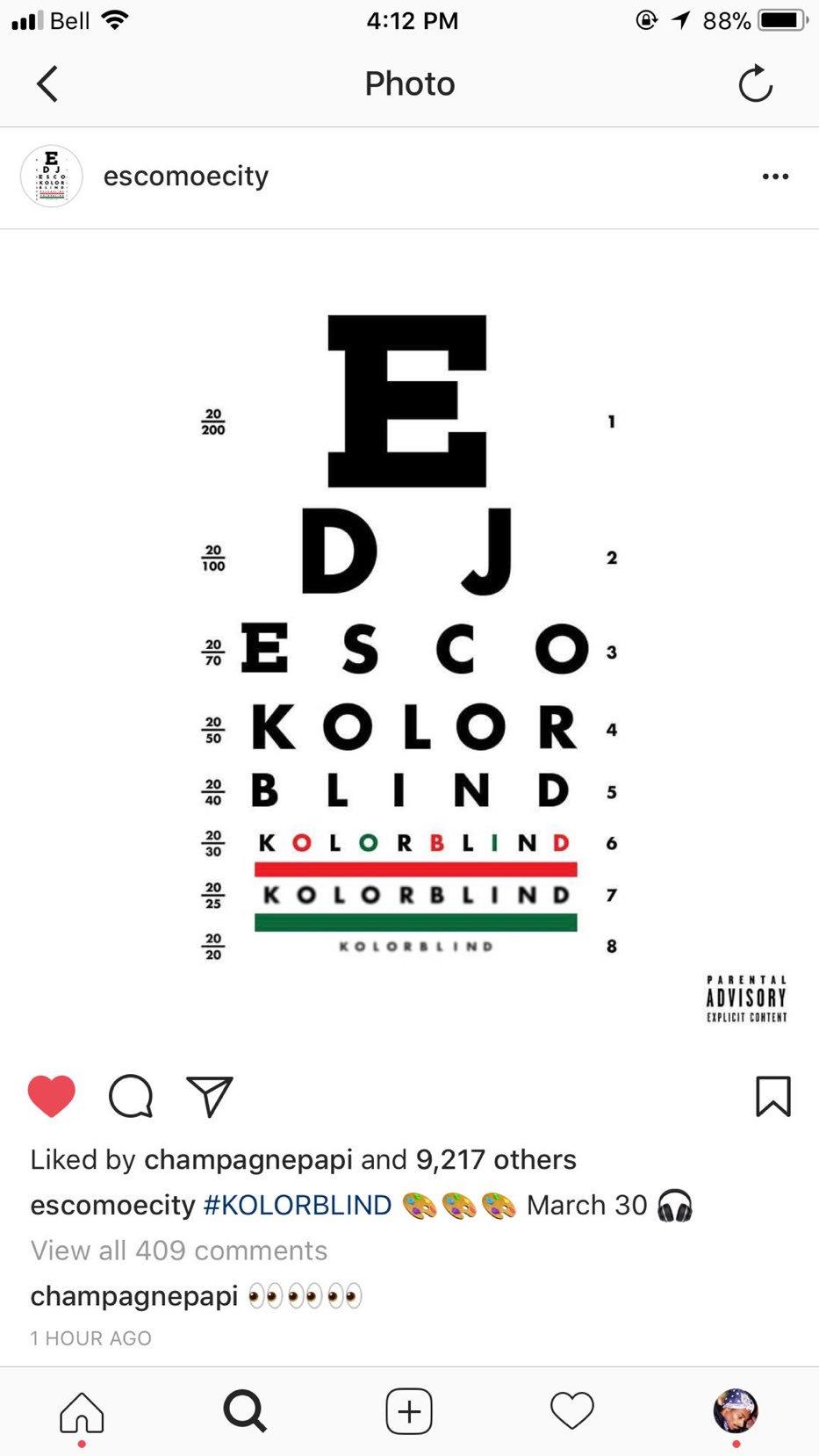 Drake Future Kolorblind