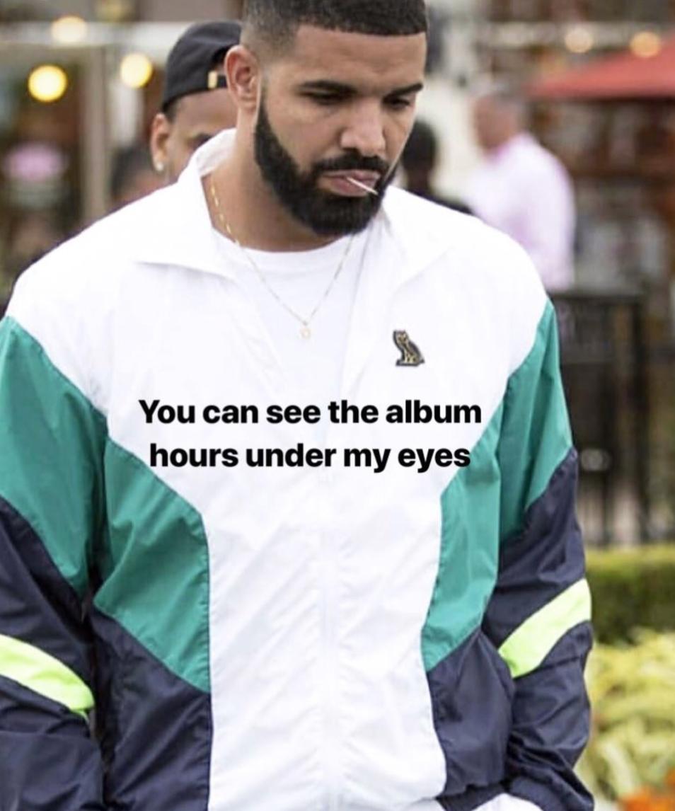 Drake Instagram Live