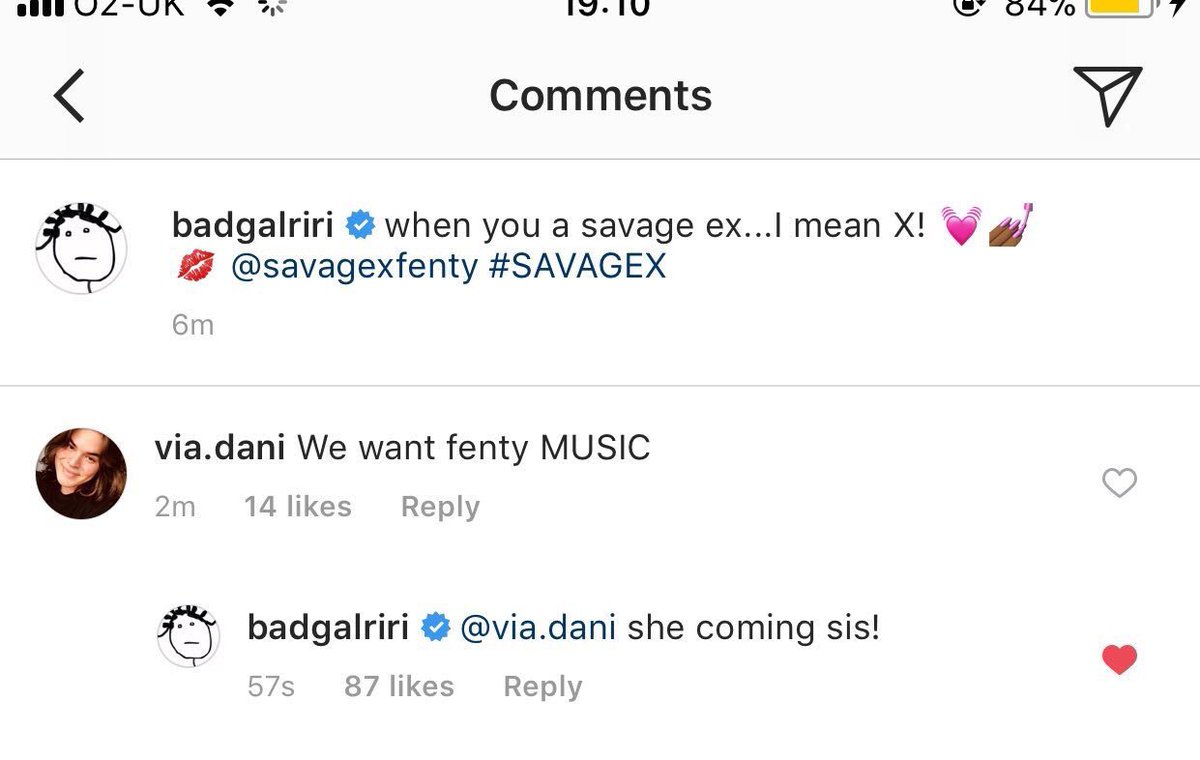Rihanna Assures Fans Her Next Fenty Venture Will Be New Music
