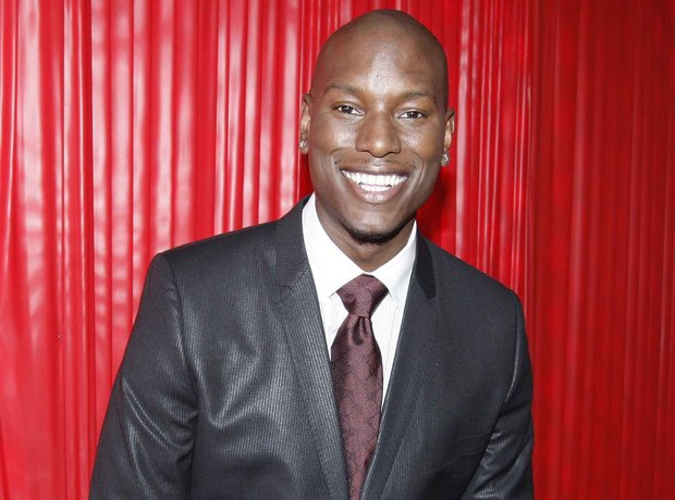Tyrese in Fast and Furious