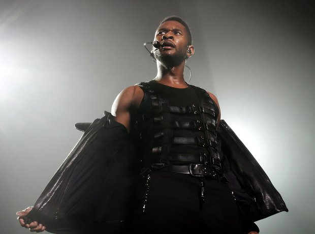 Usher OMG Tour in manchester