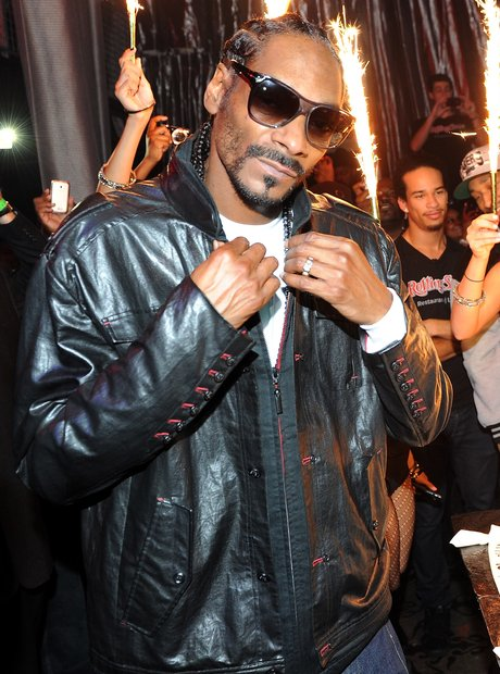 Snoop Dogg's 40th Birthday Party